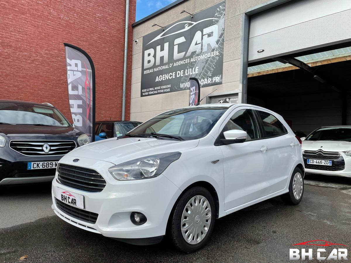 Ford Ka+ 1.2 tivct 85ch ultimate