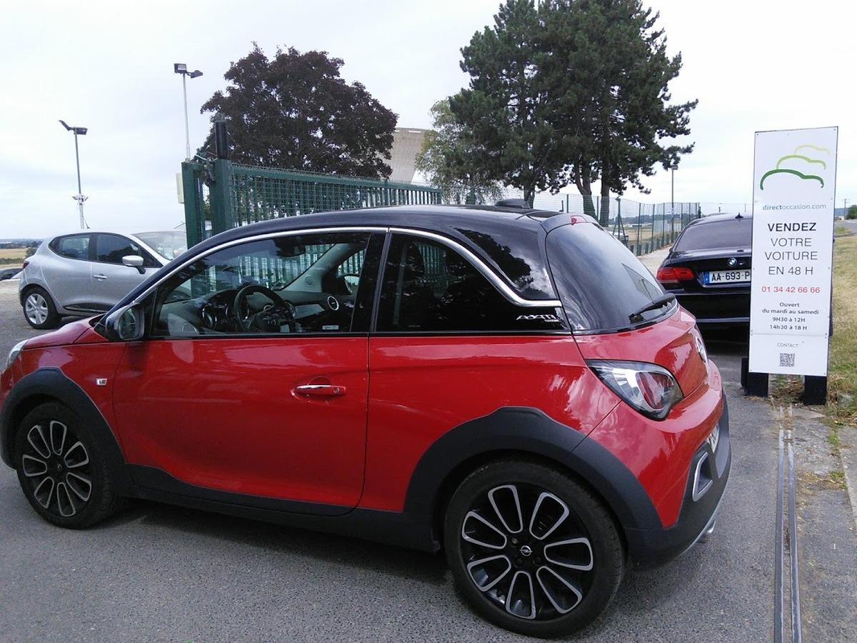 Opel Adam 1.4i TWINPORT 87 ROCKS S/S 34004km