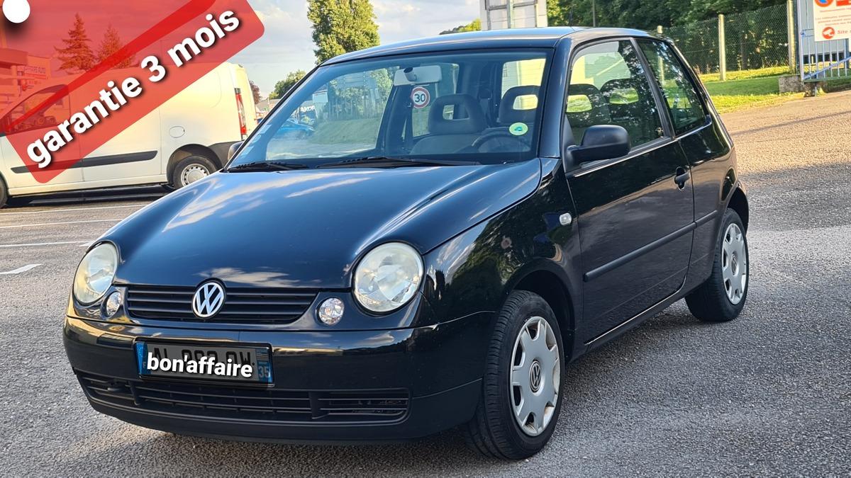 Volkswagen Lupo 1.0i propre