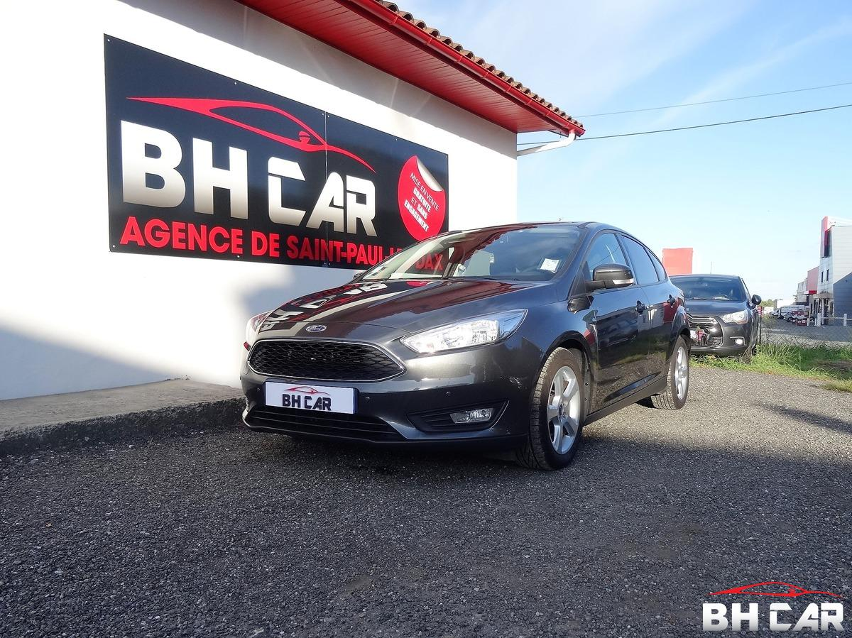 Ford Focus III Hatchback Phase 2 1.5 TDCI S&S 120