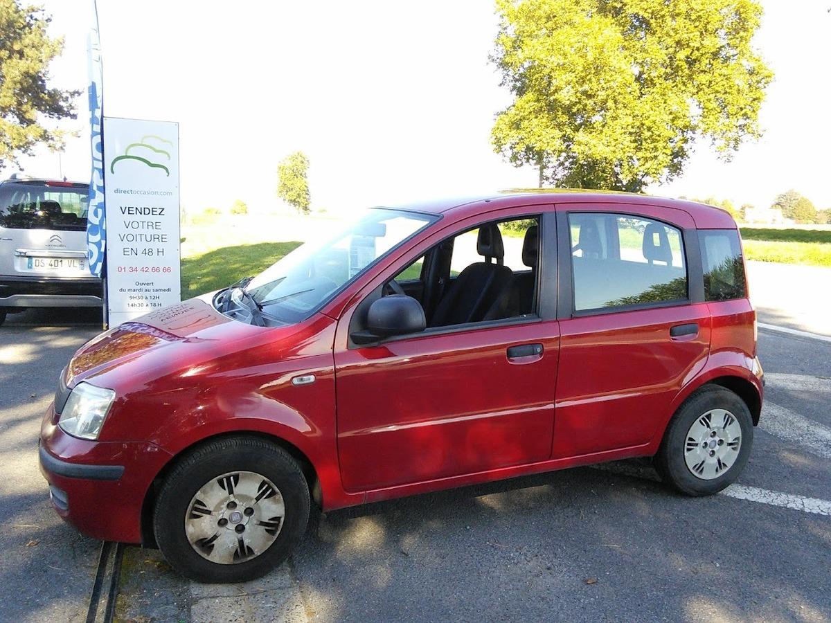 Fiat Panda 1.2 70 ACTIVE 64621km