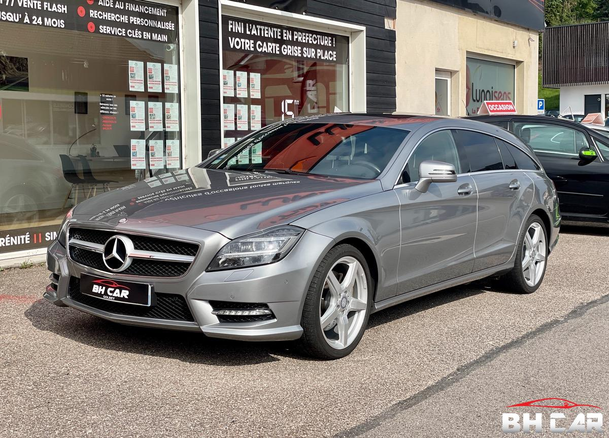Mercedes Classe Cls Shooting Brake 350 265ch AMG