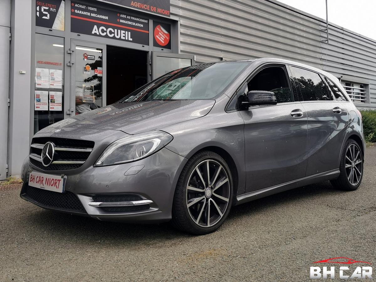 Mercedes Classe B 200 CDi 136CV - FASCINATION