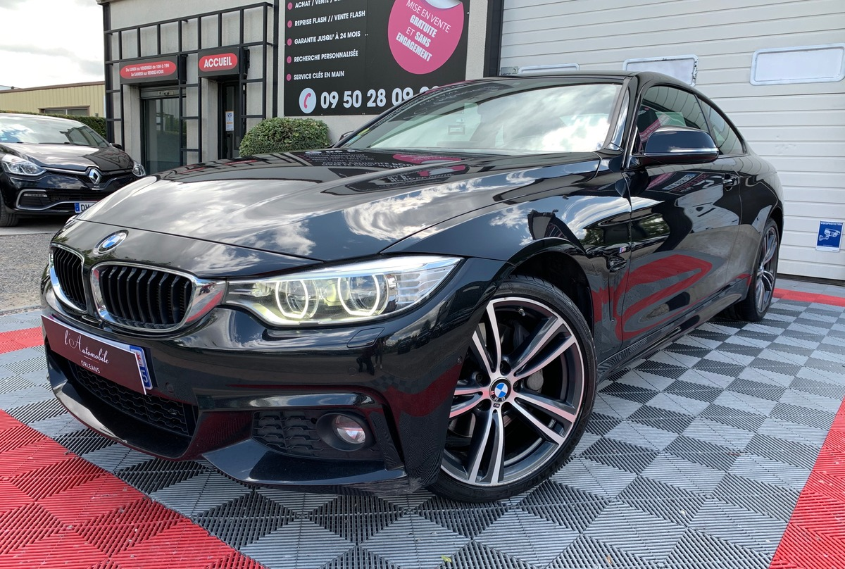 Bmw Serie 4 435D XDRIVE COUPE M SPORT 313 FULL