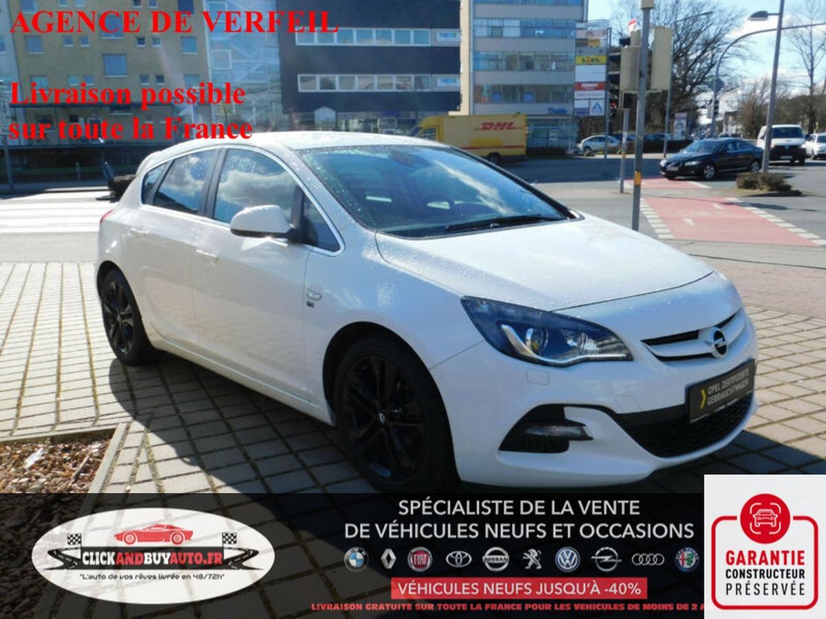 Opel Astra J OPC Line 1.4 140cv