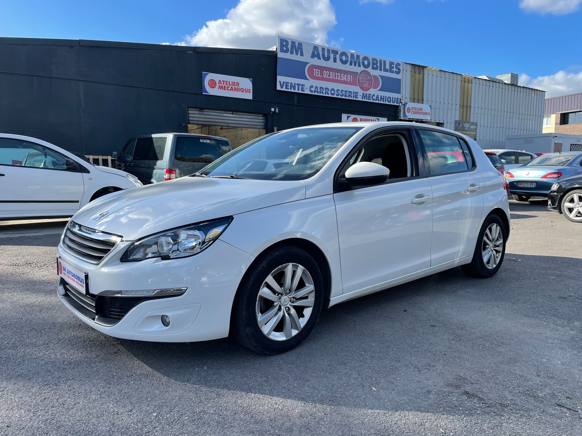 Peugeot 308 1.6 e-HDI- 120 BUSINESS PACK