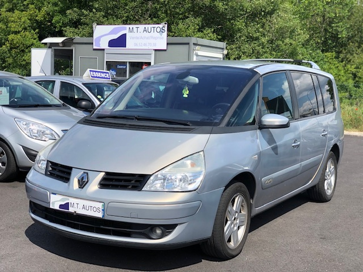 Renault Espace grand 2.0 dci - 150