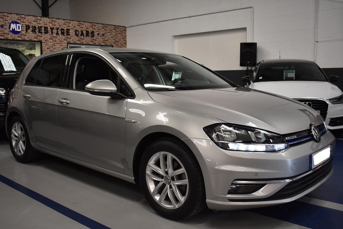 Volkswagen Golf 7 (2) 1.4 TSI 125 BLUEMOTION EVO
