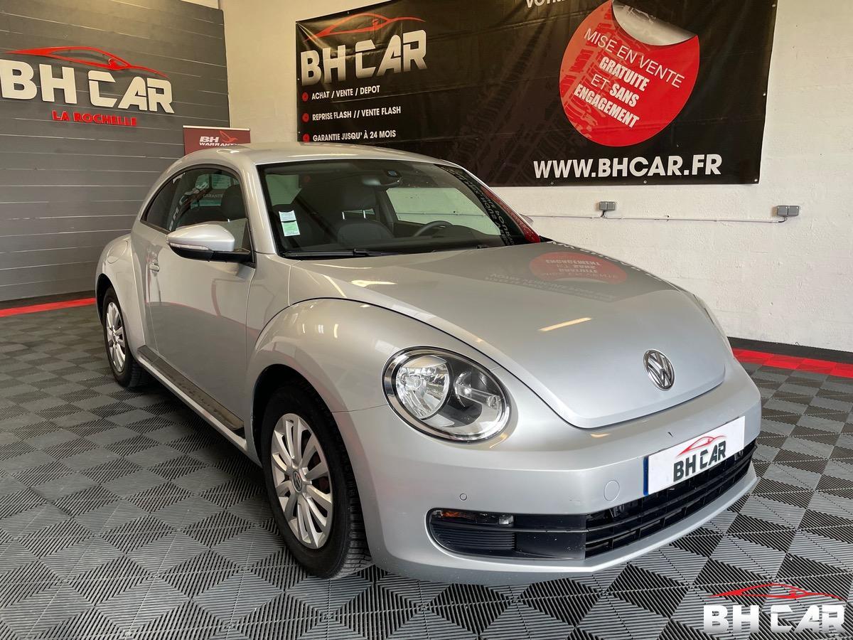Volkswagen New Beetle 1.2 TSI 105ch