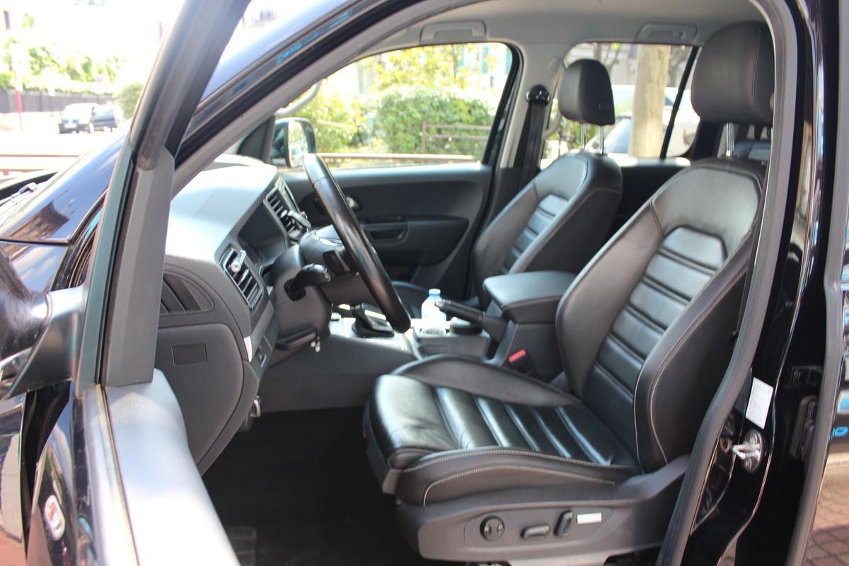 Volkswagen Amarok 3.0L V6 TDI 224chx AVENTURA 1