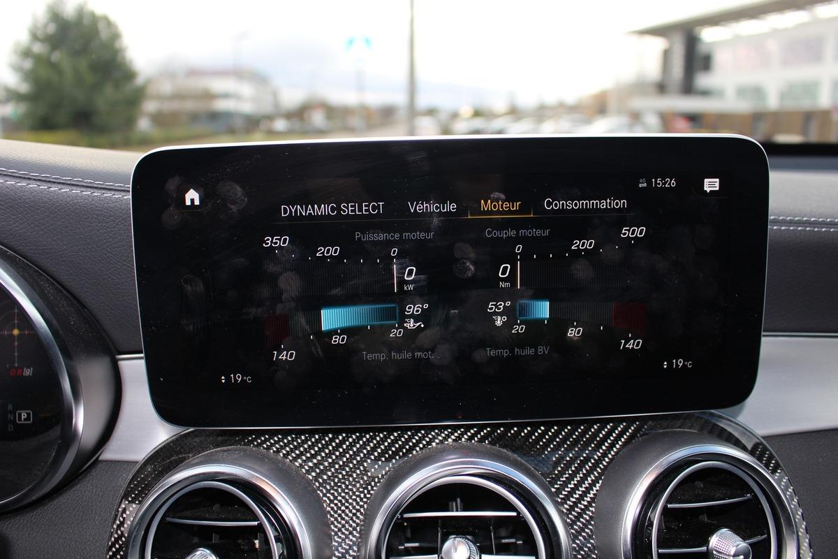 Mercedes GLC Coupé 43 AMG 390 CV SANS TAXE CUIR