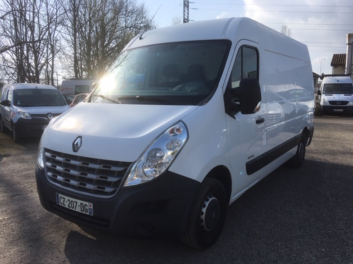 Renault Master III - 100cv Traction l2h2