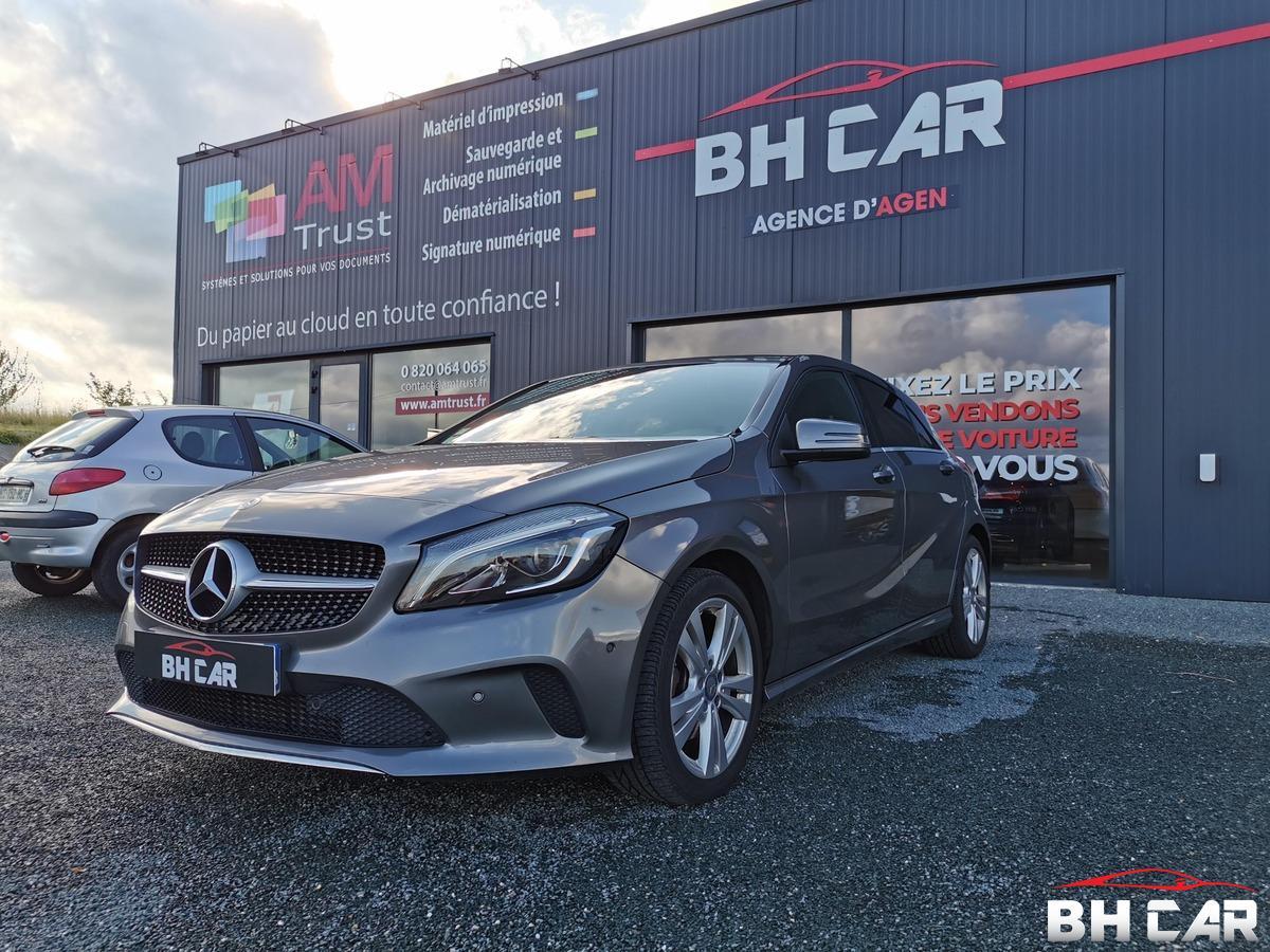Mercedes Classe A 200 cdi sensation BVM6