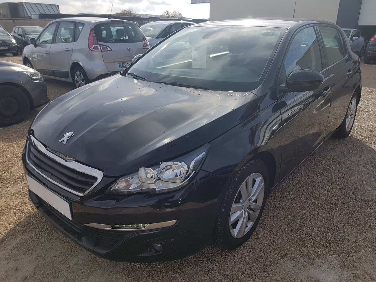 Peugeot 308 1.6 BlueHDi 120 Business GPS 1re Main