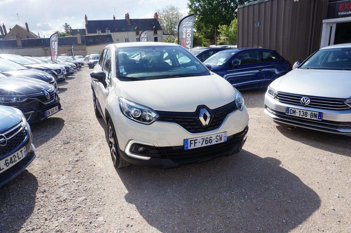 Renault Captur tce 90 cv année 2019/49300km GPS