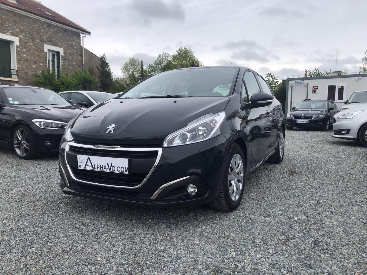 Peugeot 208 BLUEHDI 100 GPS radar 1 ère main