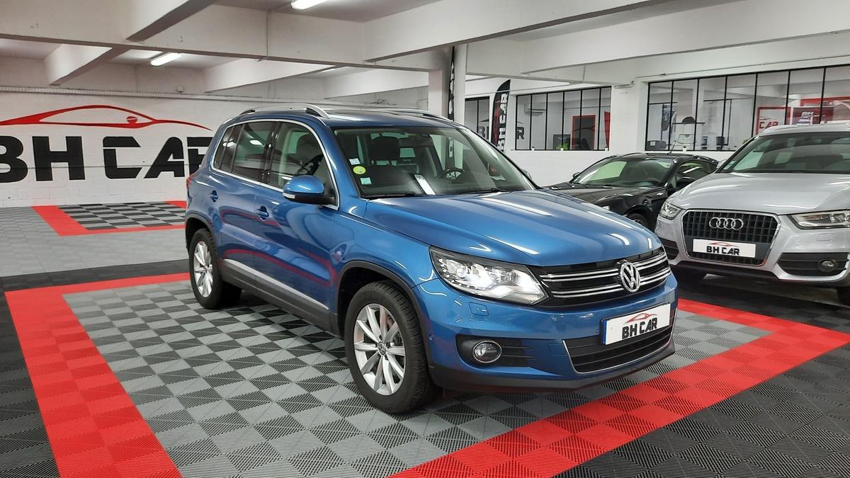 Volkswagen Tiguan 2.0 tdi Match - 110ch