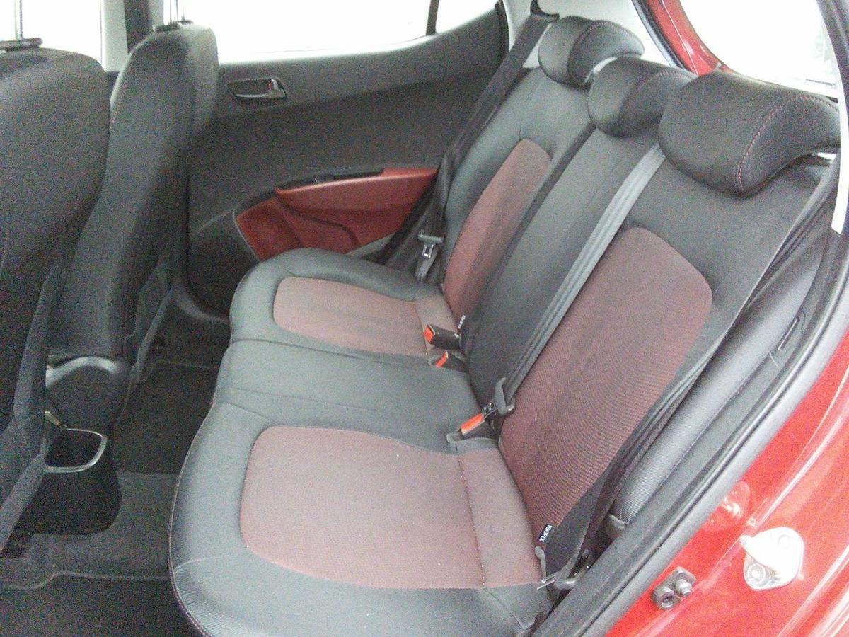 Hyundai I10 1.0 67 INTUITIVE CLIM 6302km