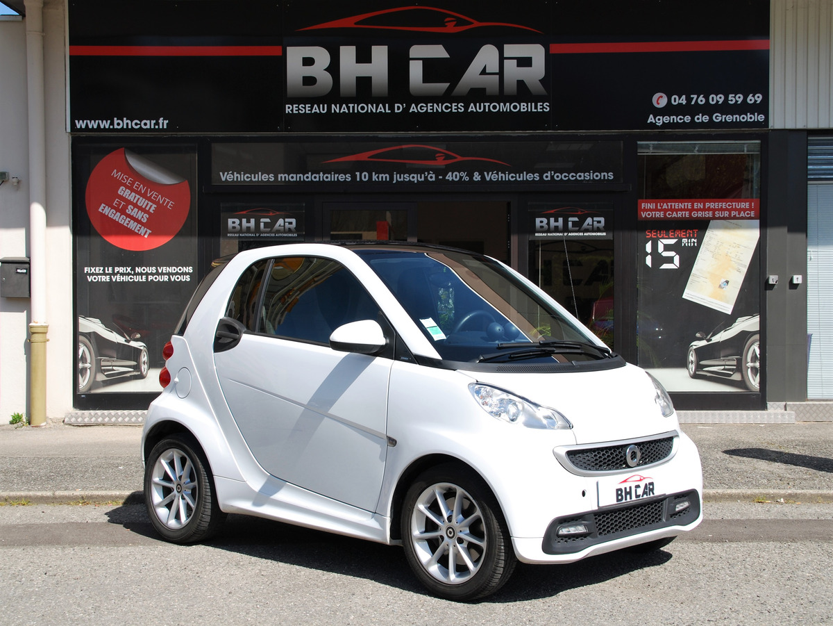 Smart Fortwo Coupe 1.0i 84 CV BVA Softouch 59500km