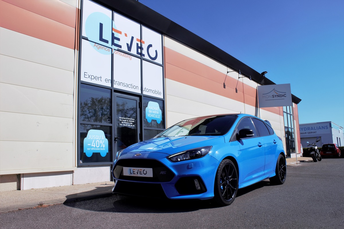 Ford Focus 2.3 RS 350  Ch last Edition