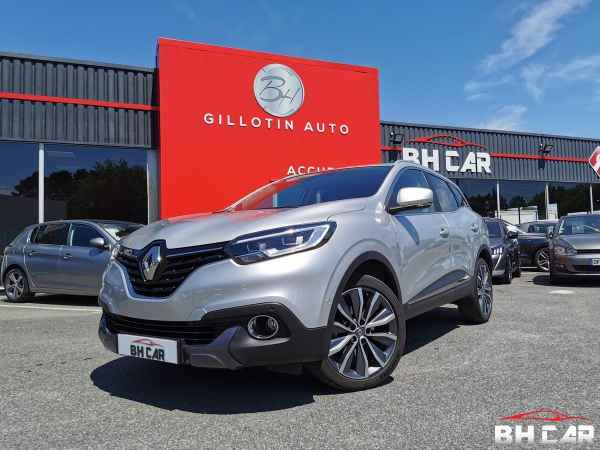 Renault Kadjar 1.5 DCI 110 CV INTENS