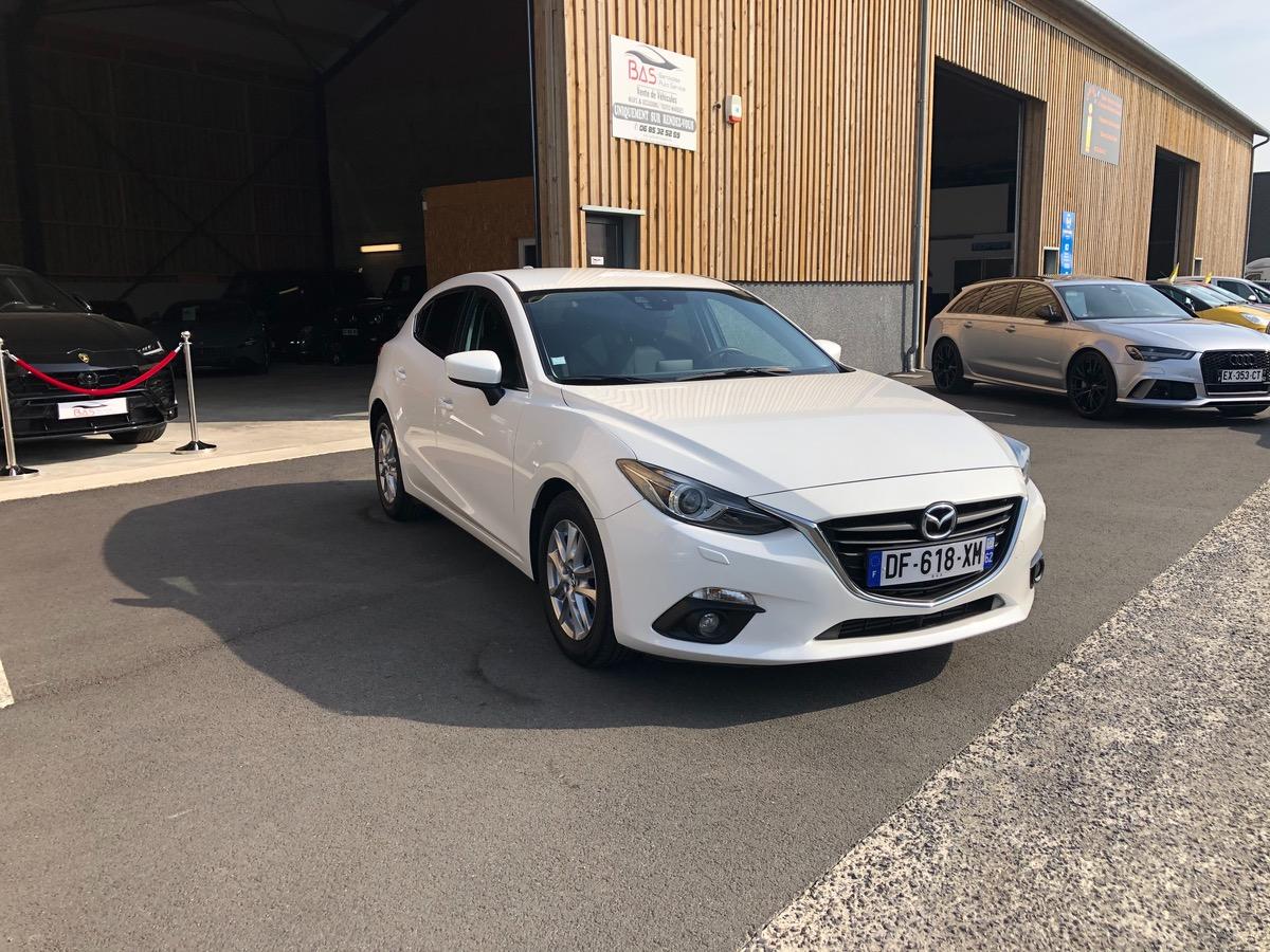 Mazda 3 SKYACTIV-D 2.2L ELEGANCE BVA / 1E MAIN