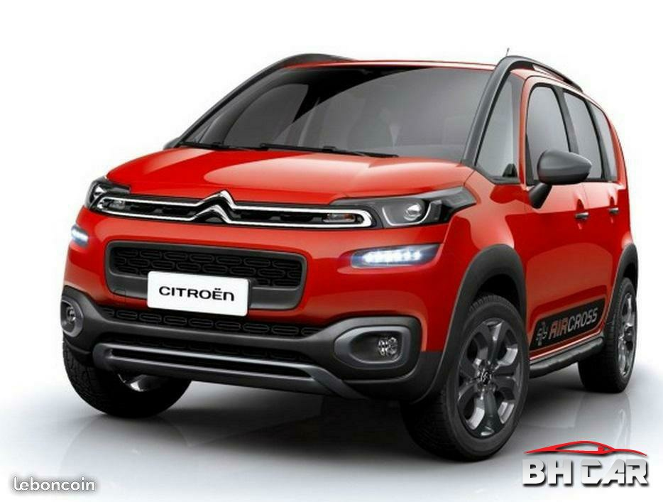Citroën C3 AIRCROSS PURE TECH 82chx FEEL BMV5