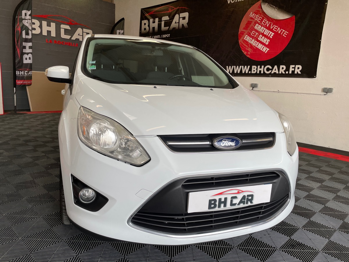 Ford C-max 1.0 scti ecoboost - TREND