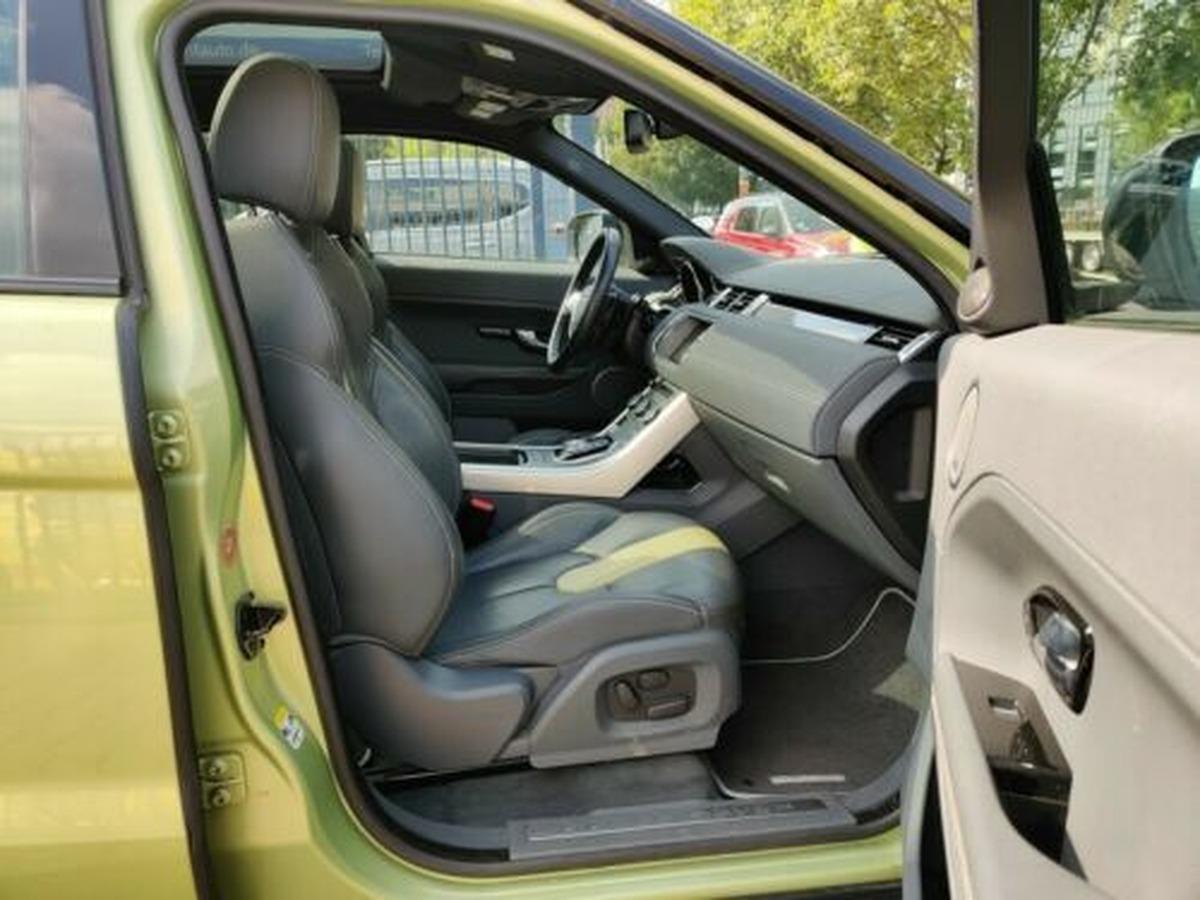 Land Rover Evoque TD4 Aut. Dynamic