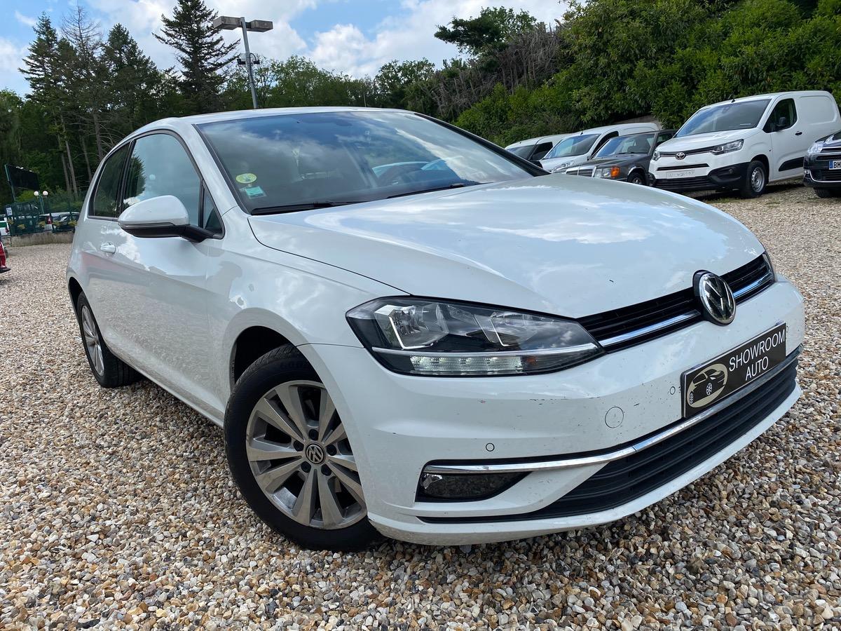 Volkswagen Golf 1.6 16v tdi 115ch DSG BUSINESS