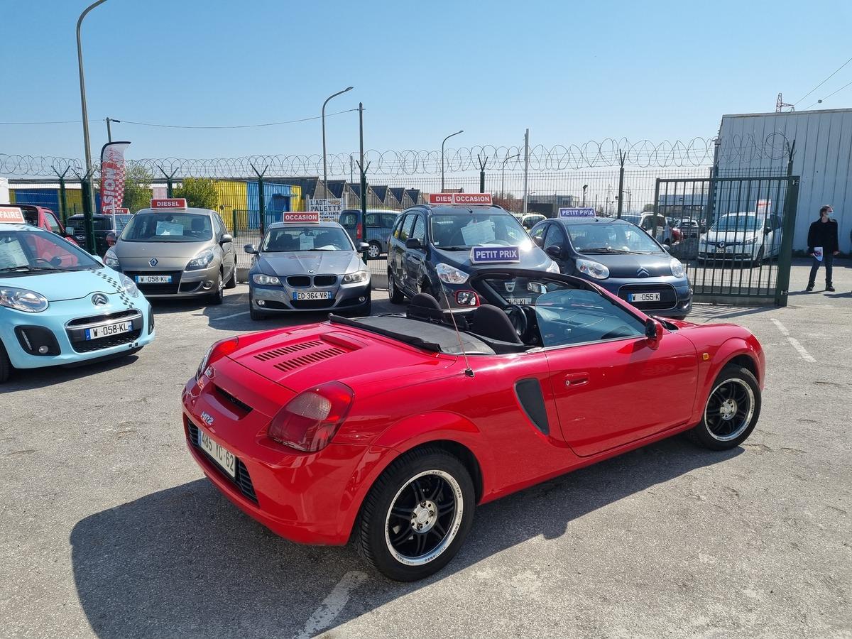 Toyota Mr 2 1.8 VVT-i