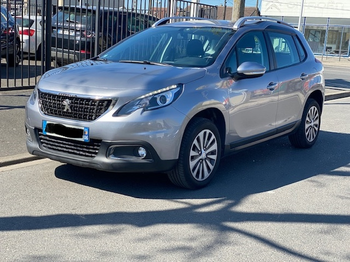 Peugeot 2008 1.6 HDI 100CH ACTIVE BUSINESS