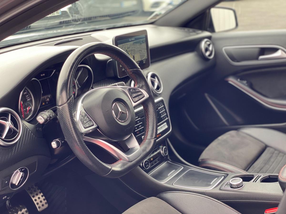 Mercedes Classe A 200D ph2 7G-DCT Fascination AMG