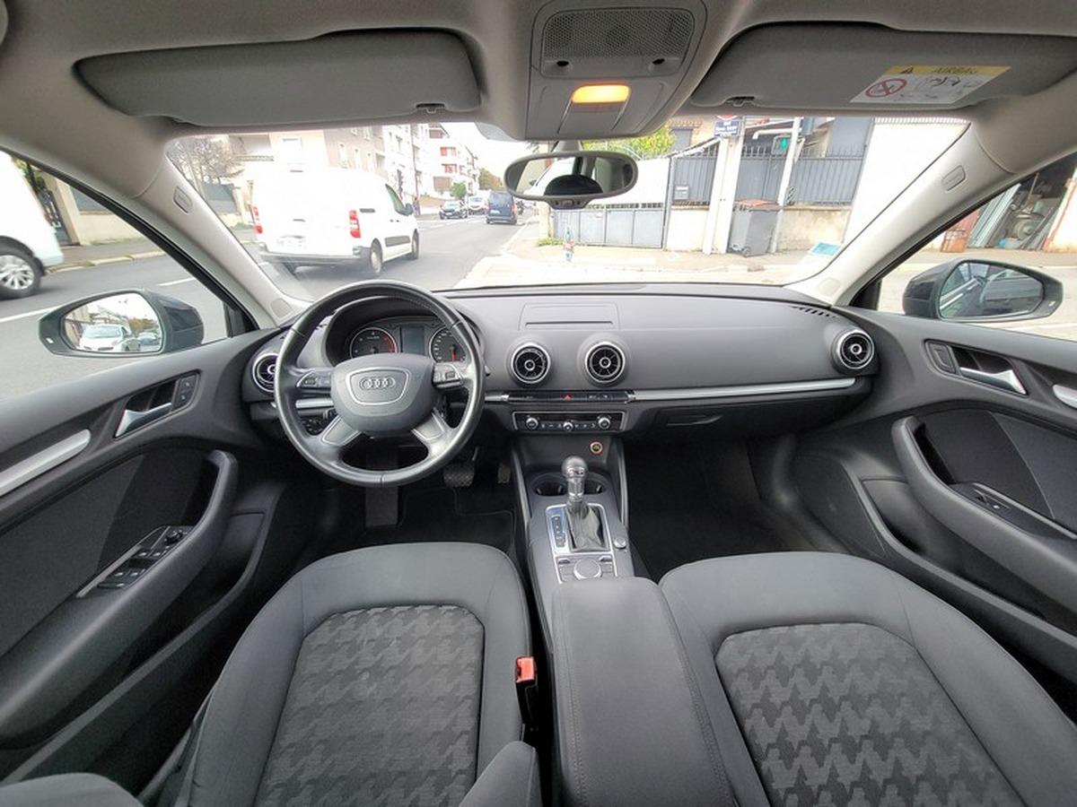 Audi A3 sportback 2.0 tdi - 150Ch - bv s-tronic