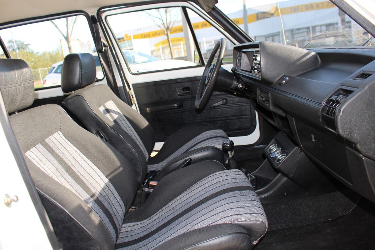 Volkswagen Golf 1 C 1.1 50 cv RESTAUREE