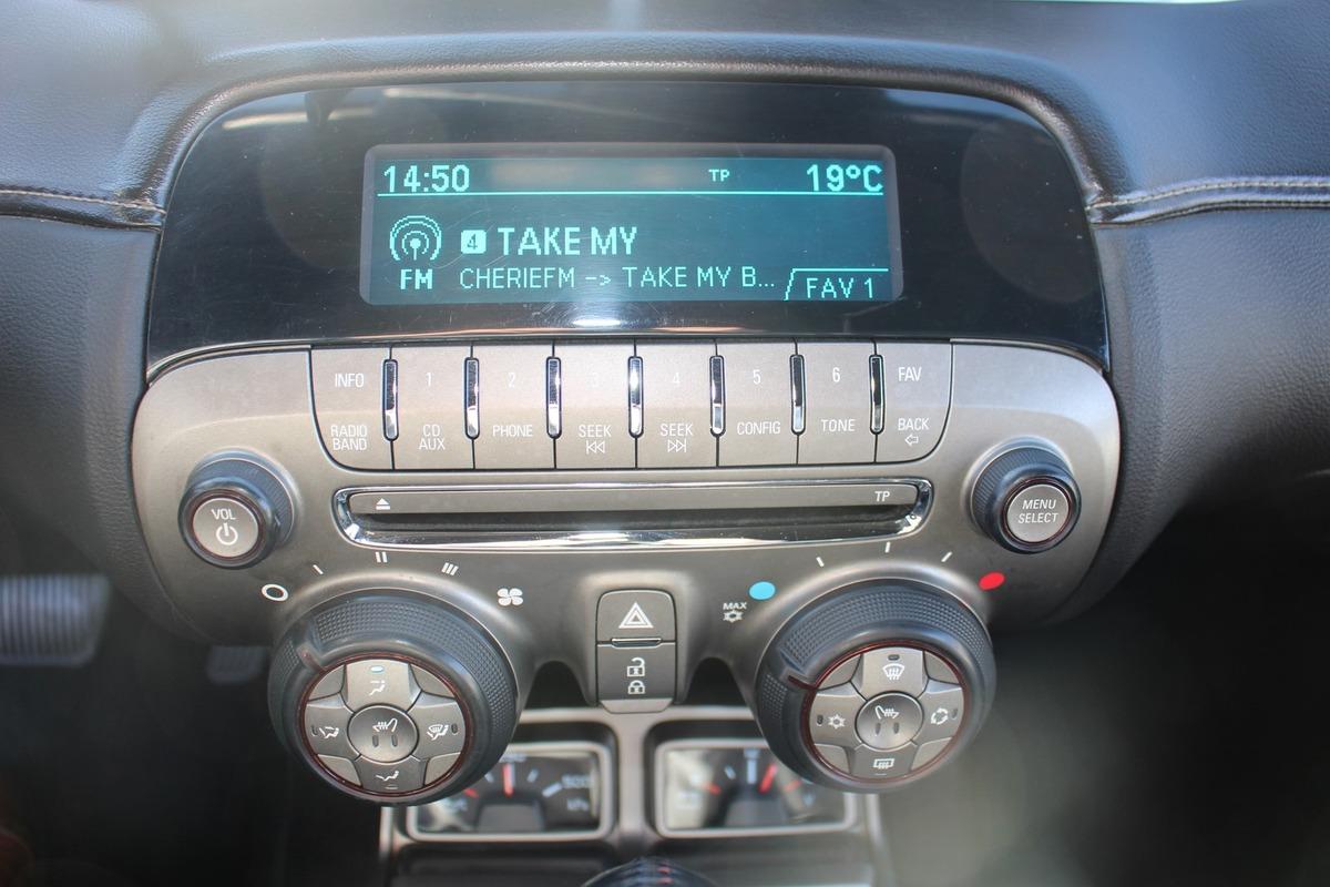 Chevrolet Camaro CABRIOLET 6.2 V8 405cv 45 EDITION