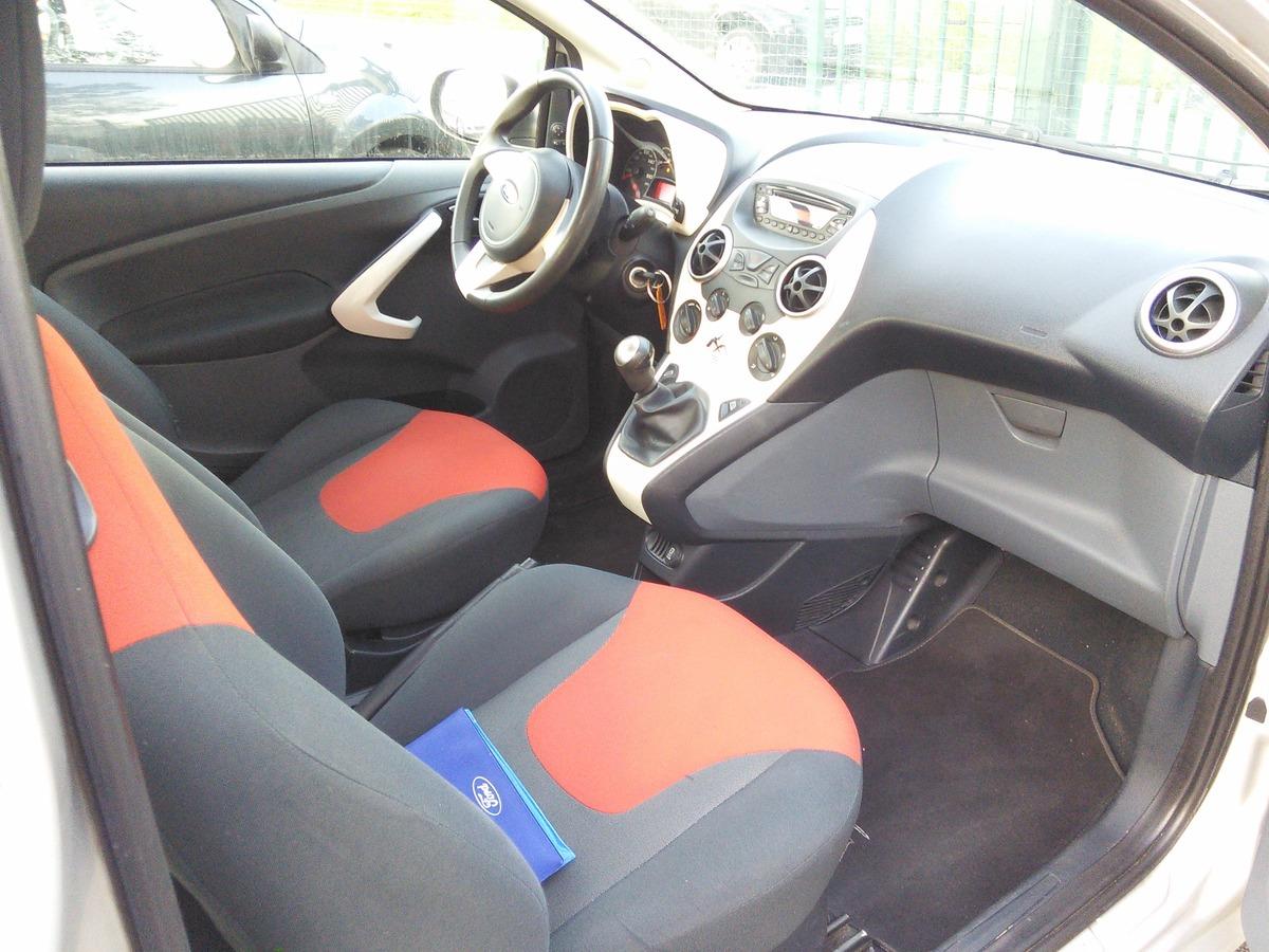 Ford Ka II 1.2 i 69 TITANIUM CLIM 97282km