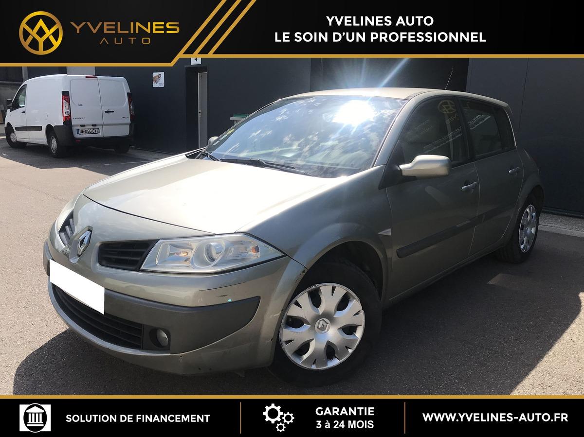 Renault Megane (2) 1.6 i 110 BVA Ref02