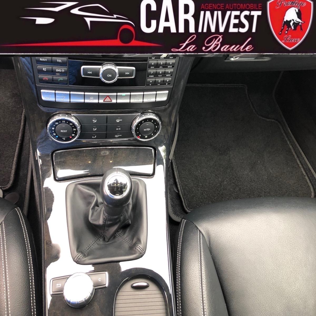 Mercedes SLK 200 blueefficiency 1