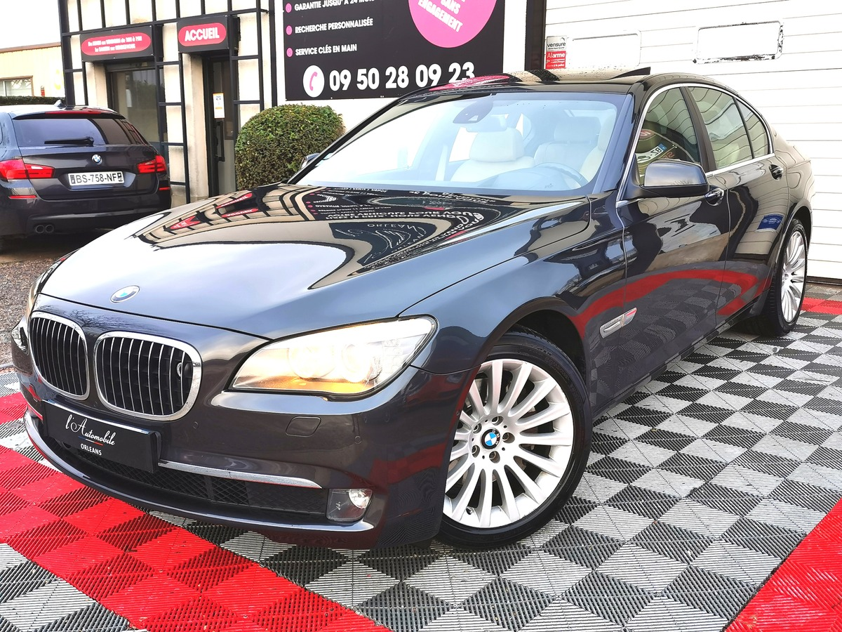 Bmw Serie 7 730d 3.0 245 EXCLUSIVE FULL OPTIONS