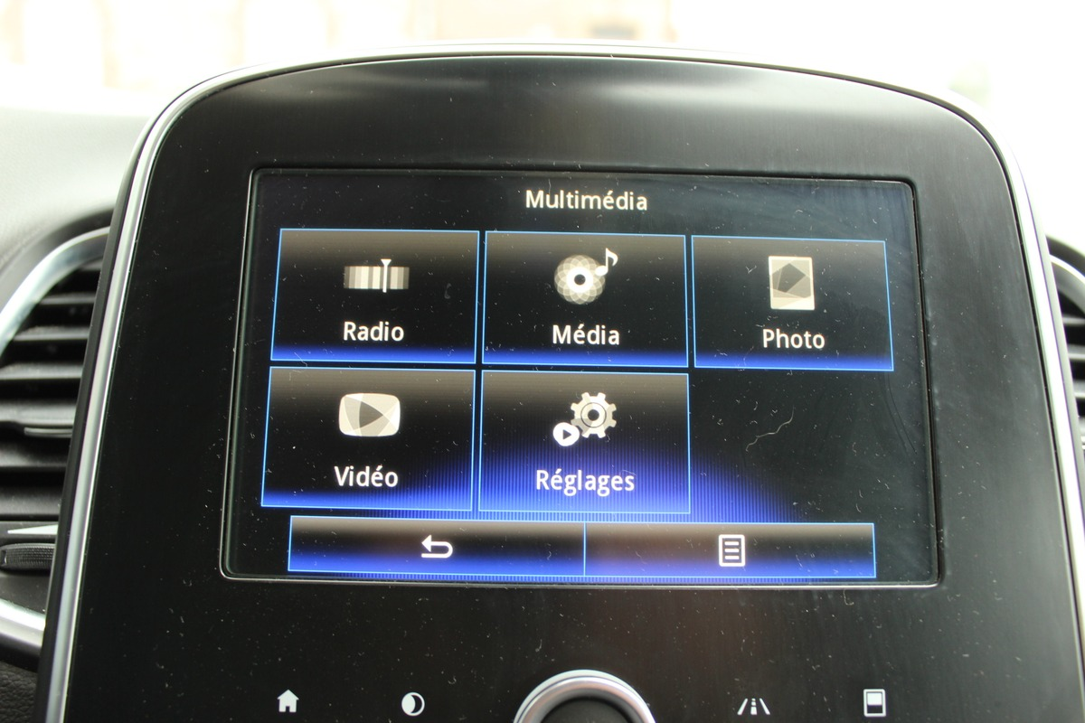 Renault Scenic IV 1.5L DCI ENERGY BUSINESS 110ch