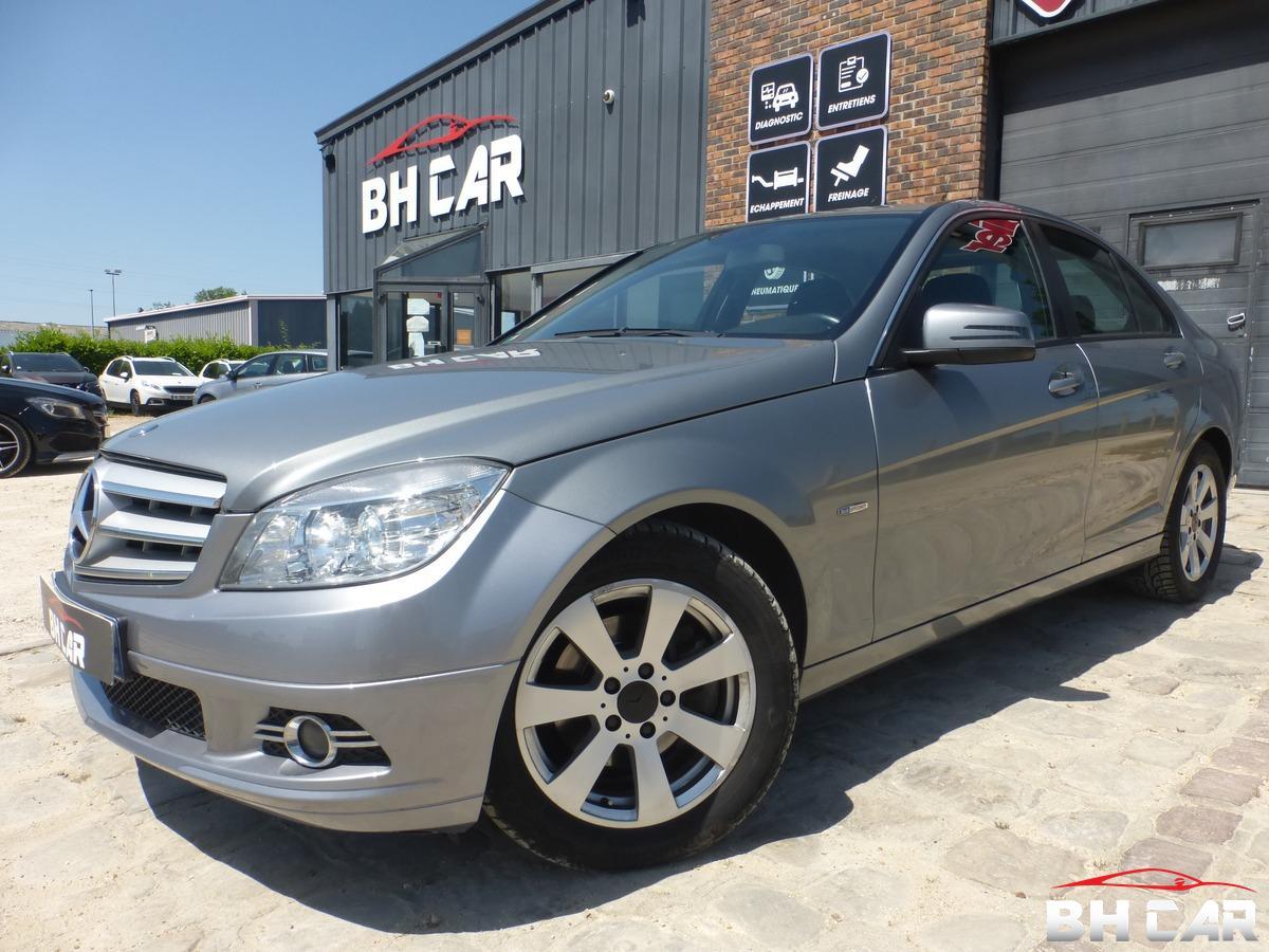 Mercedes Classe C 200 cdi blueefficiency