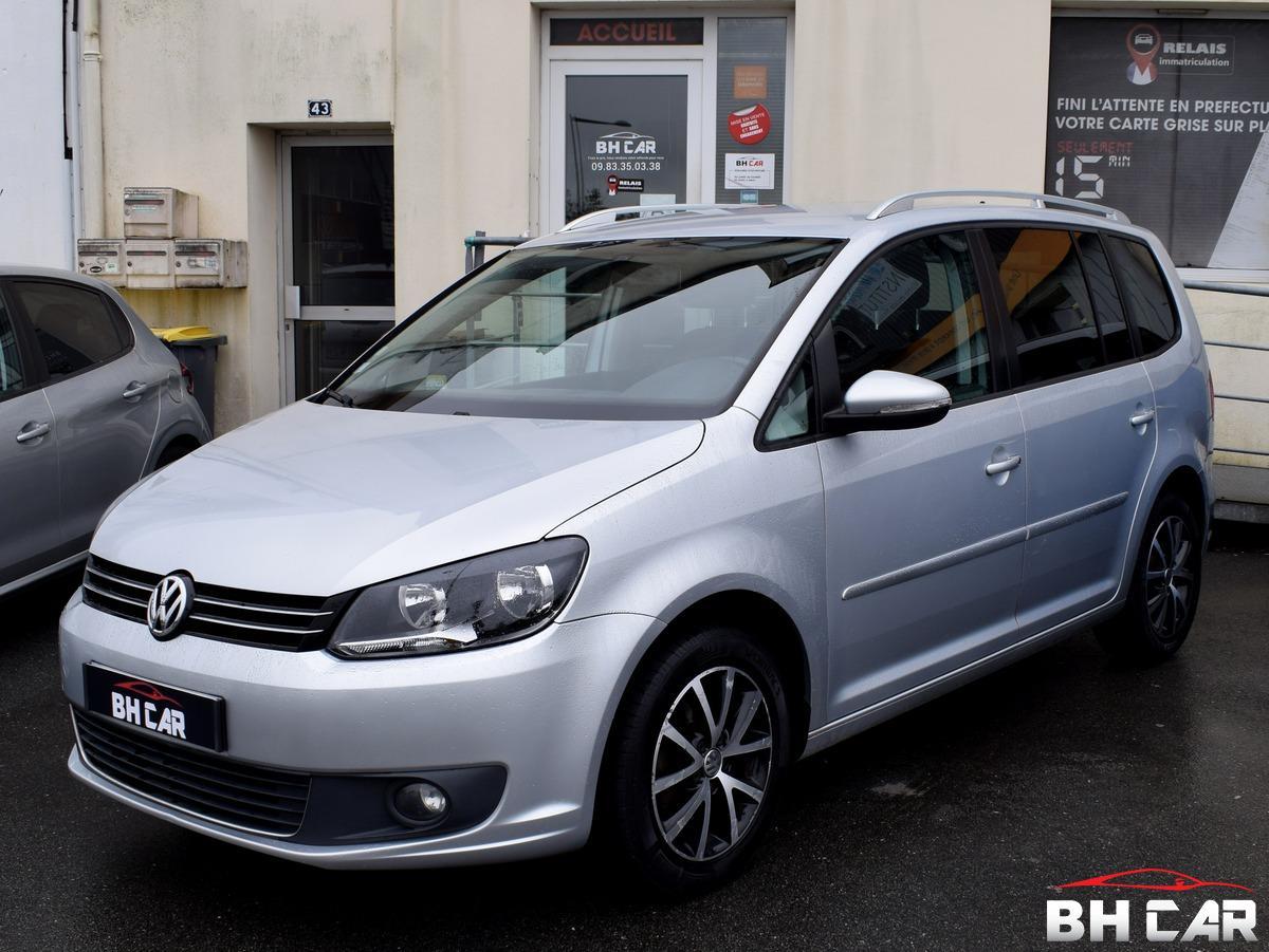 Volkswagen Touran 1.6L TDI 105Ch Confortline 5P