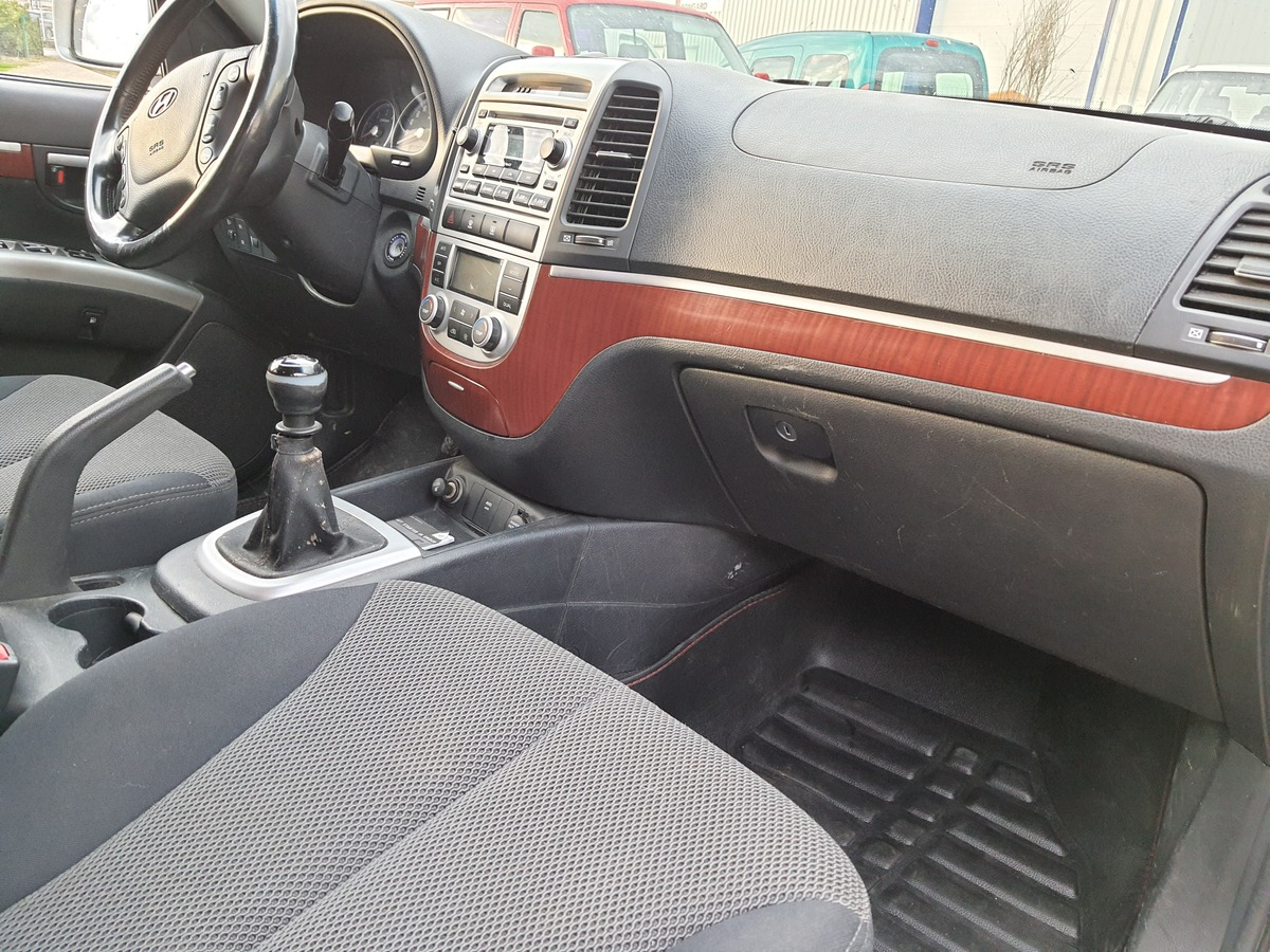 Hyundai Santa Fe 4x4 2.2crdi 150 GTIE 3MOIS MBP
