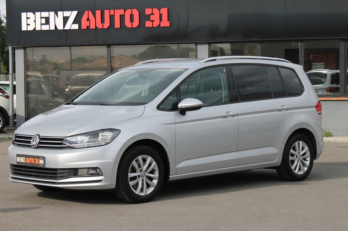 Volkswagen Touran 1.6 tdi 110 Confort Business DSG