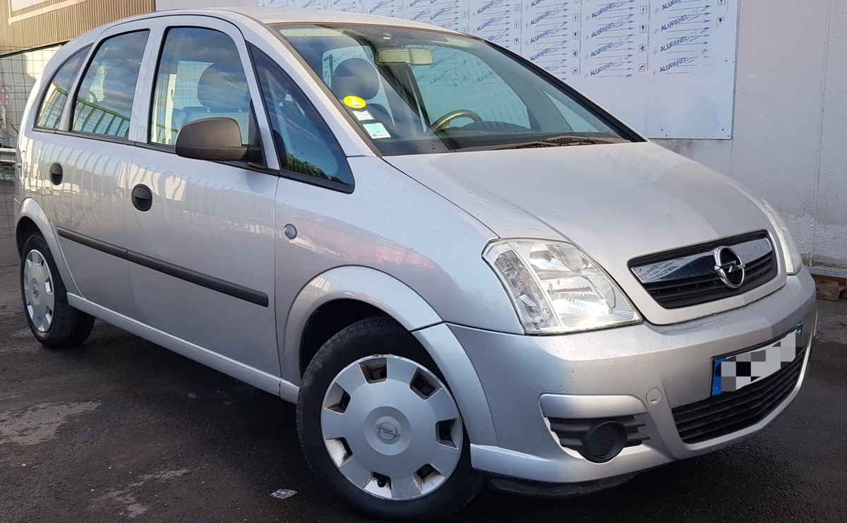 Opel Meriva 1.4 90 cv 87.000km + Clim