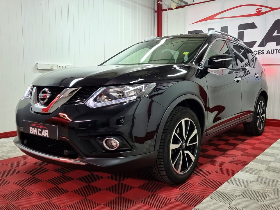 Nissan X-trail N-Connecta 1.6 Dig-t 163ch 7places