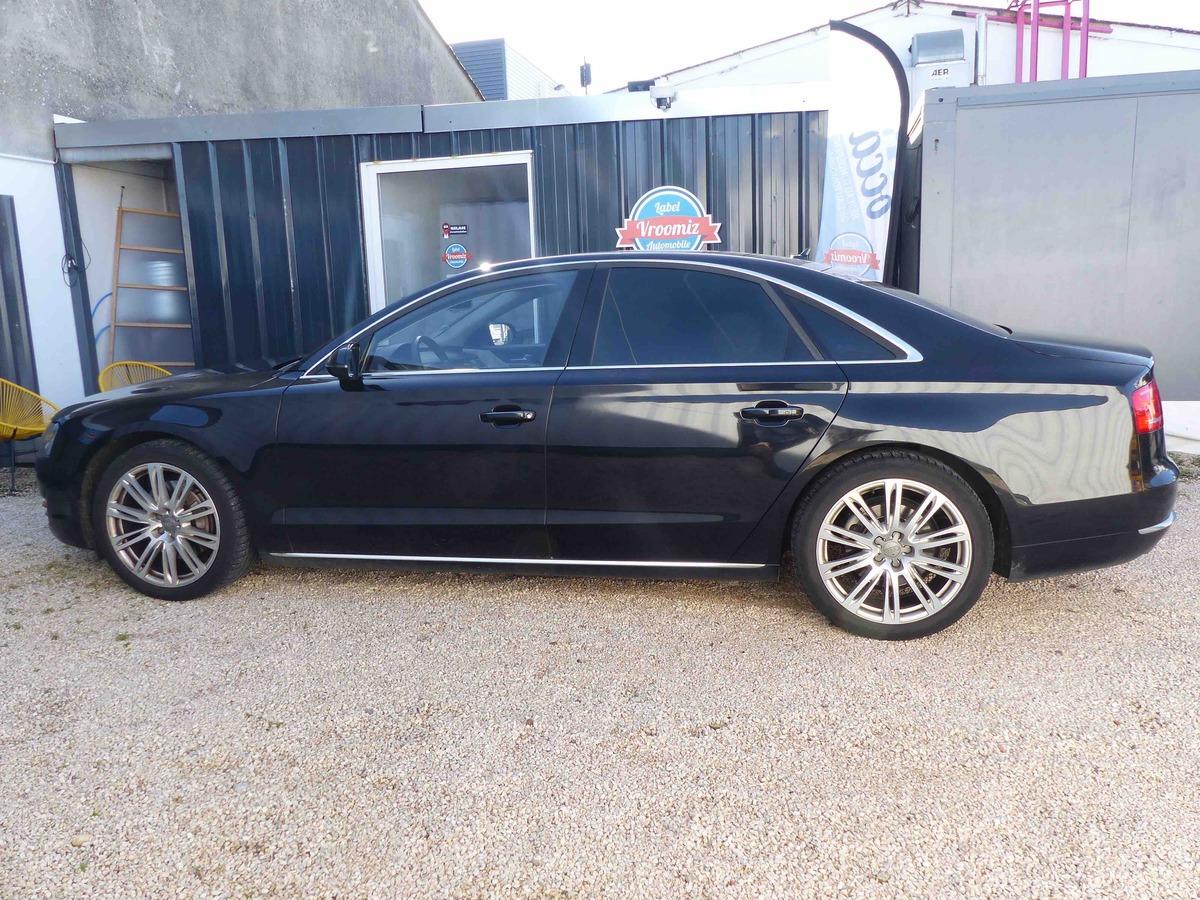 Audi A8 V6 3.0 TDI 250 AVUS QUATTRO TIPTRONIC8 5