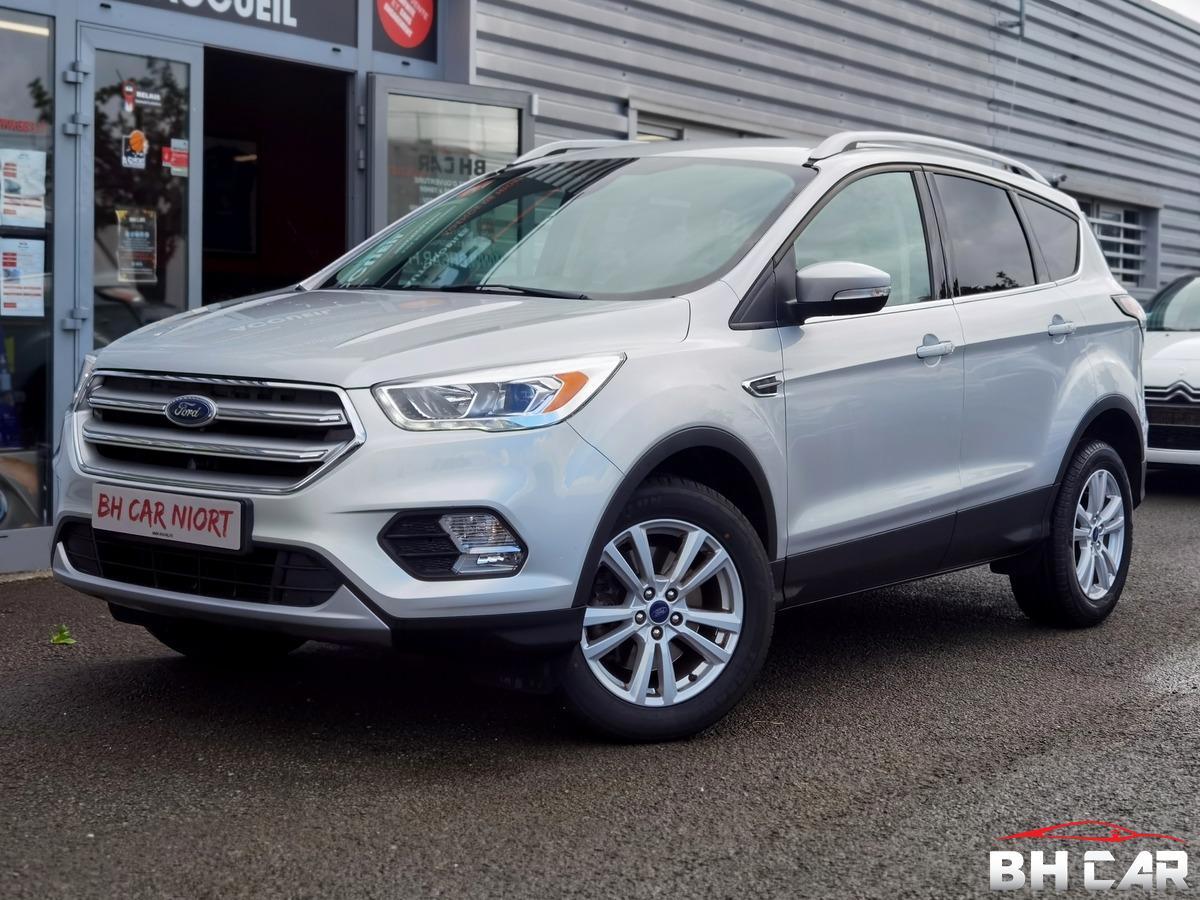 Ford Kuga 1.5L - 120Cv BUSINESS - 2017 - ATTELAGE
