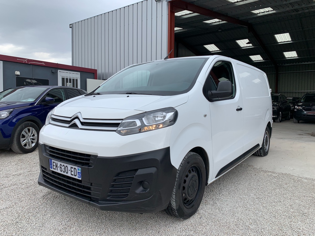 Citroen Jumpy 1.6HDI 95 BUSINESS 2017 RADARS CLIM